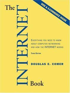 The Internet Book, third Edition