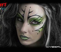Dance Art Australia | Face Paint, Theatrical Make-Up & Hair ...