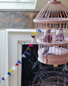 1000 images about cage oiseaux on pinterest birdcages for Cage a oiseaux decorative