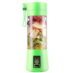 The ultimate PORTABLE blender is here! For see more of fitness life images visit us on our website ! Juicing With A Blender, Mini Blender, Portable Blender, Smoothie Blender, Juice Blender, Fruit And Vegetable Juicer, Fruit Juicer, Vegetable Drinks, Fruit Smoothies