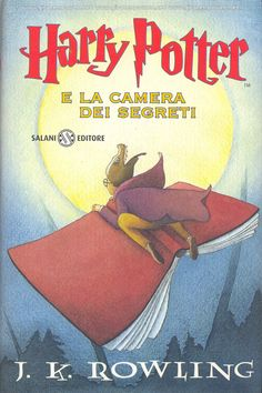 Harry Potter e la Camera dei Segreti - J.K. Rowling - 909 recensioni su Anobii