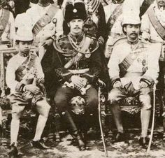 Tsarevich Nikolai Alexandrovich Romanov of Russia with Siam royalty. Tsar Nicolas Ii, Tsar Nicholas, King Of Kings, My King, Crown Prince Of Thailand, Thailand Pictures, Buddha, Classic Photography, Imperial Russia