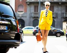 Who's That Girl: Esther Quek via @WhoWhatWear