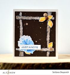 This 3-layer Daisy stamp will help you create beautiful cards, tags or any other paper crafting project. Cute, affordable, and a great addition to our Vintage F