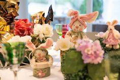 Inspiração para decorar mesa de Páscoa