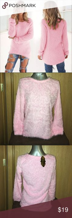 """Ultra soft sweater. Super soft and warm. NWT. Size large but fits more like a medium. Sleeve length measures 17"""" from pit. Sweaters"""