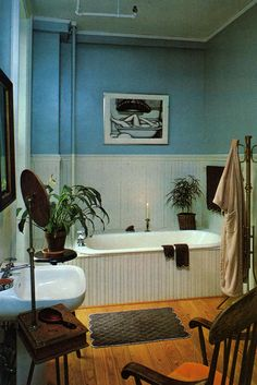 supremeinteriors:LIVING WELL | The NYT Book of Home Design and Decoration ©1981