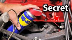 Check out automotive maintenance tips from the Brand! Learn useful tips like driving moisture from car components, and removing stuck spark plugs! Car Life Hacks, Car Hacks, Wd 40 Uses, Life Hacks Youtube, Car Fix, Car Mods, Diy Car, Car Detailing, Car Repair