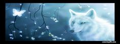 White Wolf Facebook Covers, White Wolf FB Covers, White Wolf Facebook Timeline Covers, White Wolf Facebook Cover Images