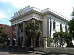 Charleston: St. Mary's Catholic Church