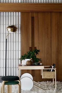 Scandinavian Home, Selling Furniture, Vintage House, Interior Design Living Room, Living Room Design Decor, Artek, Home Deco, Furniture Inspiration, Built In Bookcase