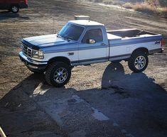 Diesel Trucks, Ford Trucks, Ford Powerstroke, Ford 4x4, Badass, Monster Trucks, Tools, Instruments, Ford