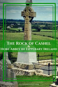The Rock of Cashel and Hore Abbey are two of Tipperary's and Ireland's finest medieval heritage sites. #Ireland #rockofCashel #horeAbbey #tipperary #tourireland #visitIreland #travelIreland #heritageireland via @https://www.pinterest.com/xyuandbeyond/