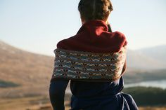 Ravelry: Sixareen Cape pattern by Kate Davies