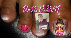Cute Pedicure Designs, Cute Pedicures, Robin, Victoria, Nails, Instagram Posts, Beauty, Fashion, Toe Nail Designs