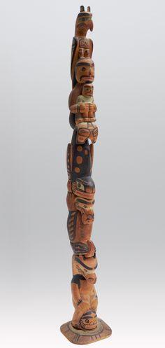 Tlingit, Totem Poles, Native American Artists, Indian Artist, Native Indian, Totems, North West, Coast, Carving