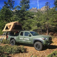 Located in Huntington Beach, CA building and supplying high end off road suspension, parts, and race trucks. Toyota Tacoma Trd Pro, Off Road Suspension, General Tire, Overland Gear, Toyota Trucks, Trucks And Girls, Huntington Beach, Offroad, Monster Trucks