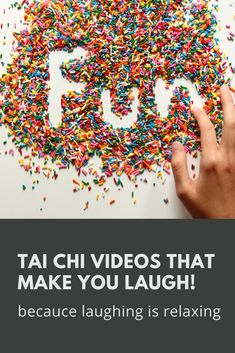 II think: laughing is the best way of relaxing - and laughing about tai chi is even better! Watch these tai chi videos and just have some fun. #taichi #taichichuan #taijiquan #qigong #relax