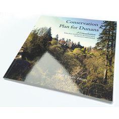 Conservation Plan for Dunans: Souvenir Edition Book