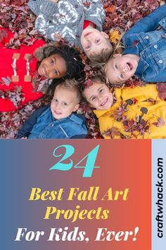 When the school year begins, one of the most popular art projects is a Fall theme. Been there, done that, right? Apples, pumpkins, Fall-colored leaves, etc. Are your children getting bored? You want them to be excited about this crisp and colorful season. So what is a parent to do? Craftwhack brings you 24 unique Fall art projects. Your child can do each project multiple times and the result will come out differently each time. The more the merrier. See the full list. #artfall #art4kids #fall Fall Art Projects, Drawing Projects, Projects For Kids, Drawing Ideas, Crafts For Kids To Make, Art For Kids, Colored Leaves, Doodle Art Journals, Popular Art