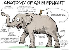 strip for May / 21 / 2015 - Anatomy of an Elephant
