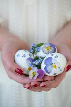 The 11 Best Floral Easter Eggs The Eleven Best