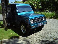 SUZUKI KATANA 1994, blue metalic