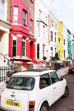 Visit Hugh Grant in Notting Hill