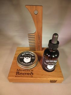 Hey, I found this really awesome Etsy listing at https://www.etsy.com/listing/210621383/merlins-beard-complete-beard-care-kit