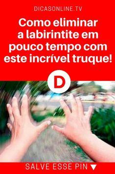 Remédio caseiro para labirintite, | Como eliminar a labirintite em pouco tempo com este incrível truque! | Clique AQUI para saber mais...