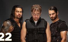 Seth Rollins, Roman Reigns, Wwe, Superstar, Champion