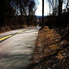 Hill Running.