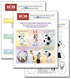 101 Dalmatians Easter Activity Set - 0 Points