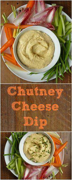 Chutney Cheese Dip
