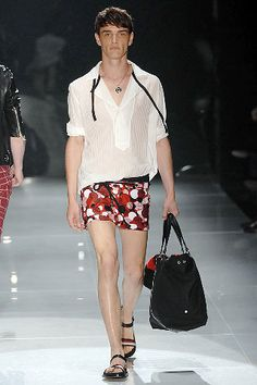 Gucci Spring 2008 Menswear - Collection - Gallery - Style.com