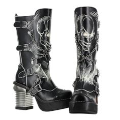Spawn Steampunk Boots - FW3040 from Dark Knight Armoury