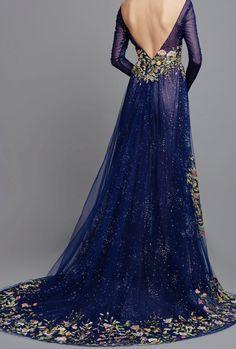 Hamda Al Fahim spring 2015 couture via damnatio memoriae