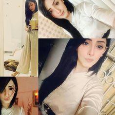 Sanam Pakistani Girl, Pakistani Actress, Gorgeous Hair, Beautiful, Girls Dpz, Celebs, Celebrities, Actors & Actresses, Hair Makeup