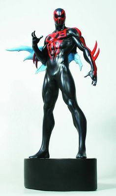 Spider-Man 2099 Statue  http://shrsl.com/?~4mqi
