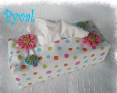 tutorial for this tissue box cover