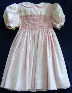 Image result for childrens smock dress