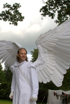 Mechanical angel wings by Bushitaka                                                                                                                                                                                 More