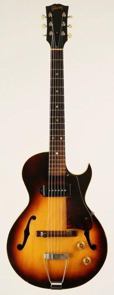 Gibson ES-140 & GA-5 Les Paul Junior Amp 1955 Sunburst | Reverb