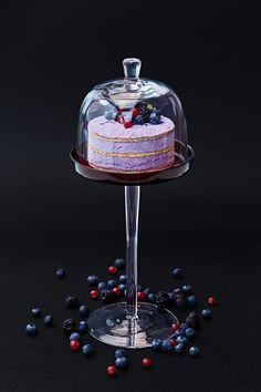 tiramisu de violetas