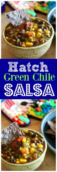 Hatch Green Chile Sa