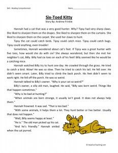 Second Grade Reading Comprehension Worksheets Comprehension Exercises, Reading Comprehension Worksheets, Comprehension Questions, 7th Grade English, English Class, English Grammar, Teaching French, Teaching Spanish, English Short Stories