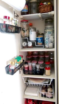 Free Standing Pantry( MAXIMISING SPACE) Check out our video! You may get some ideas! Free Standing Pantry, Bookcase, Channel, Shelves, Tools, Space, Cooking, Simple, Check