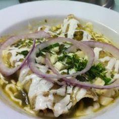 receta de enchiladas verdes sencillas recetas de allrecipes platillos