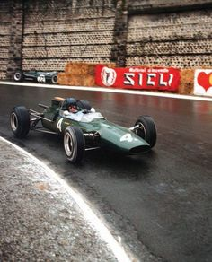 Jim Clark - Lotus 35 Cosworth