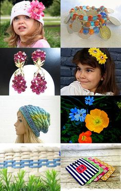 All colors of the rainbow by Terry on Etsy--Pinned with TreasuryPin.com